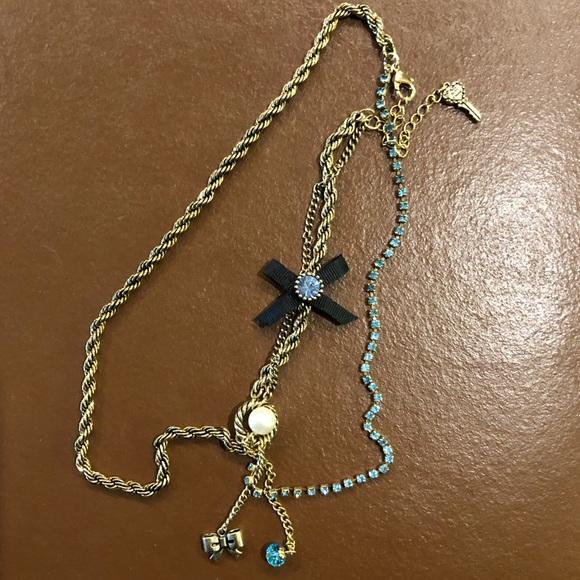 Betsey Johnson Jewelry - BETSEY JOHNSON necklace